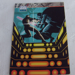 Star Wars Galaxy 1993 Topps #154 comic art Trading card